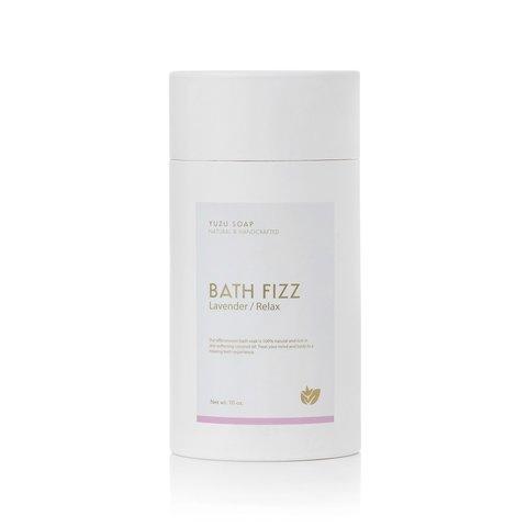 YUZU Soap Bath Fizz Tubes