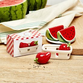 Fruit Salt & Pepper Shaker