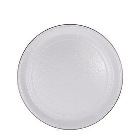 White Medium Tray