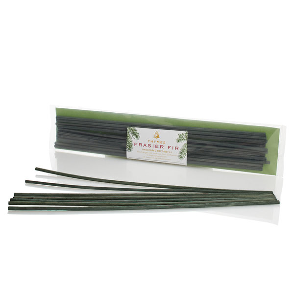 Frasier Fir Unscented Reed Refill, Green