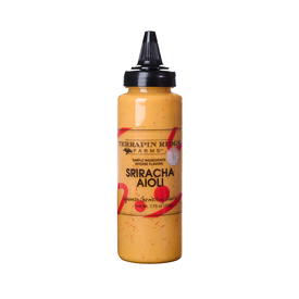Sriracha Aioli Garnishing Squeeze