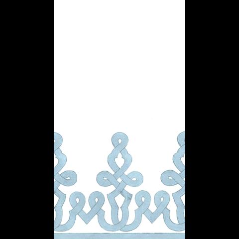 Caspari Accent Paper Cocktail Napkins & Guest Towels