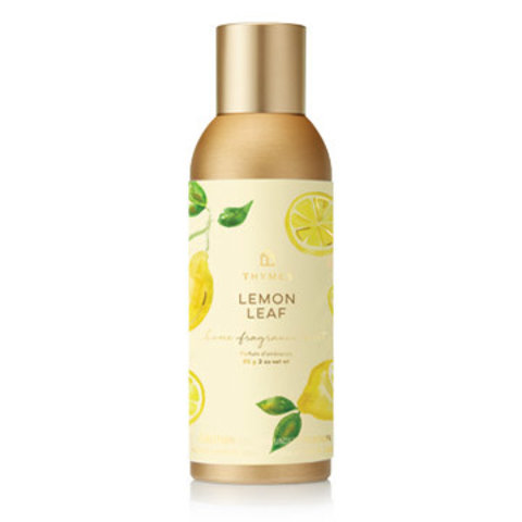 Lemon Leaf Home Fragrance Mist