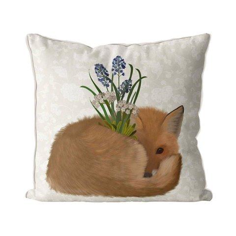 Bohemian Curled Fox