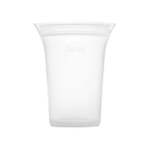 Zip Top Cup