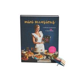 Nora Fleming Mini Occasions Cookbook & Mini