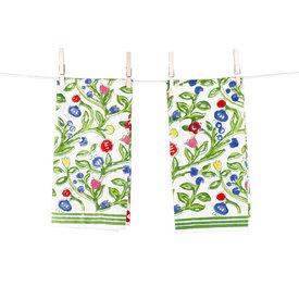 Emma Tea Towel Set of 2