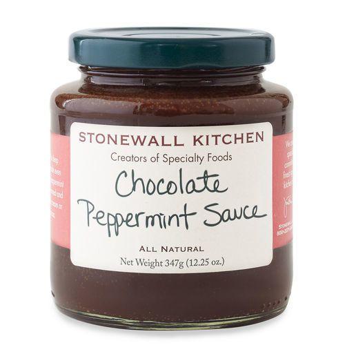 Stonewall Kitchen Chocolate Peppermint Sauce