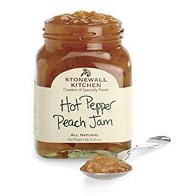Stonewall Kitchen Hot Pepper Peach Jam
