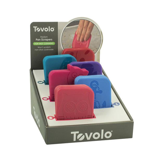 Tovolo Nylon Pan Scraper