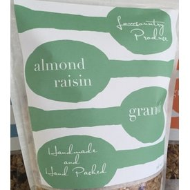 Almond Raisin Granola