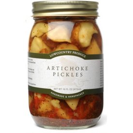 Artichoke Pickles