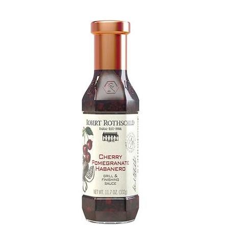 Cherry Pomegranate Habanero Grill & Finishing Sauce