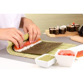 Sushi Mat with Paddle