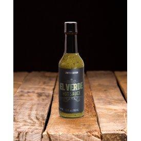El Verde Hot Sauce