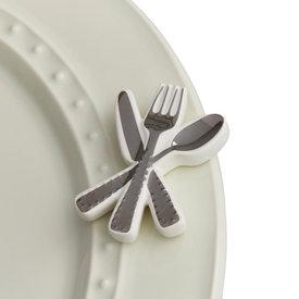 Nora Fleming NF Mini Bon Appetit