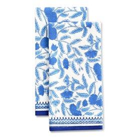 Blue Jalore Tea Towels