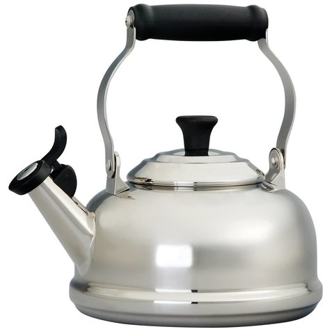 Le Creuset Classic Whistling Tea Kettles