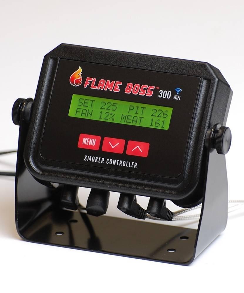 Flame Boss 300 Kamado