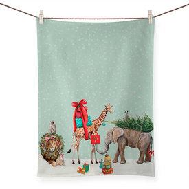 Safari Tea Towel