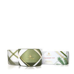 Products tagged with frasier fir plaid candle set