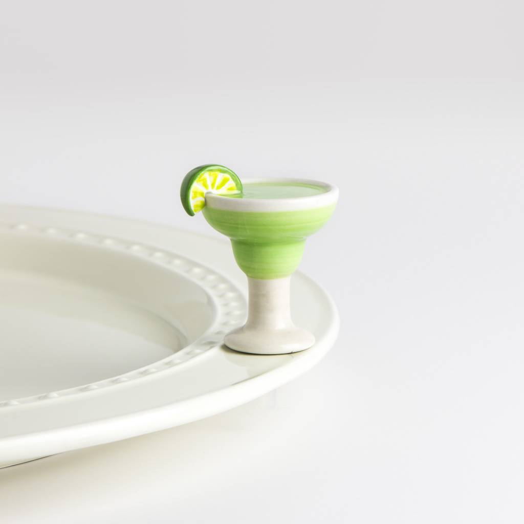 Nora Fleming Mini Lime & Salt, Please