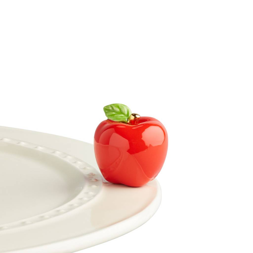 Nora Fleming Mini An Apple a Day