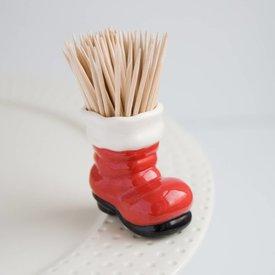 Nora Fleming Mini Big Guy's Boots