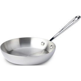 "All Clad 11"" Stainless Steel French Skillet"