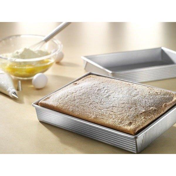 USA Pan Rectangular Cake Pan