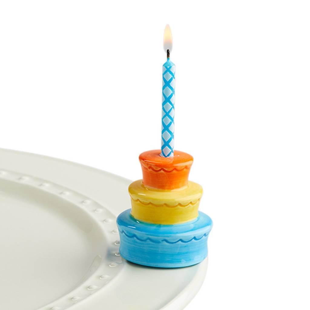 Nora Fleming Mini Best Birthday Ever
