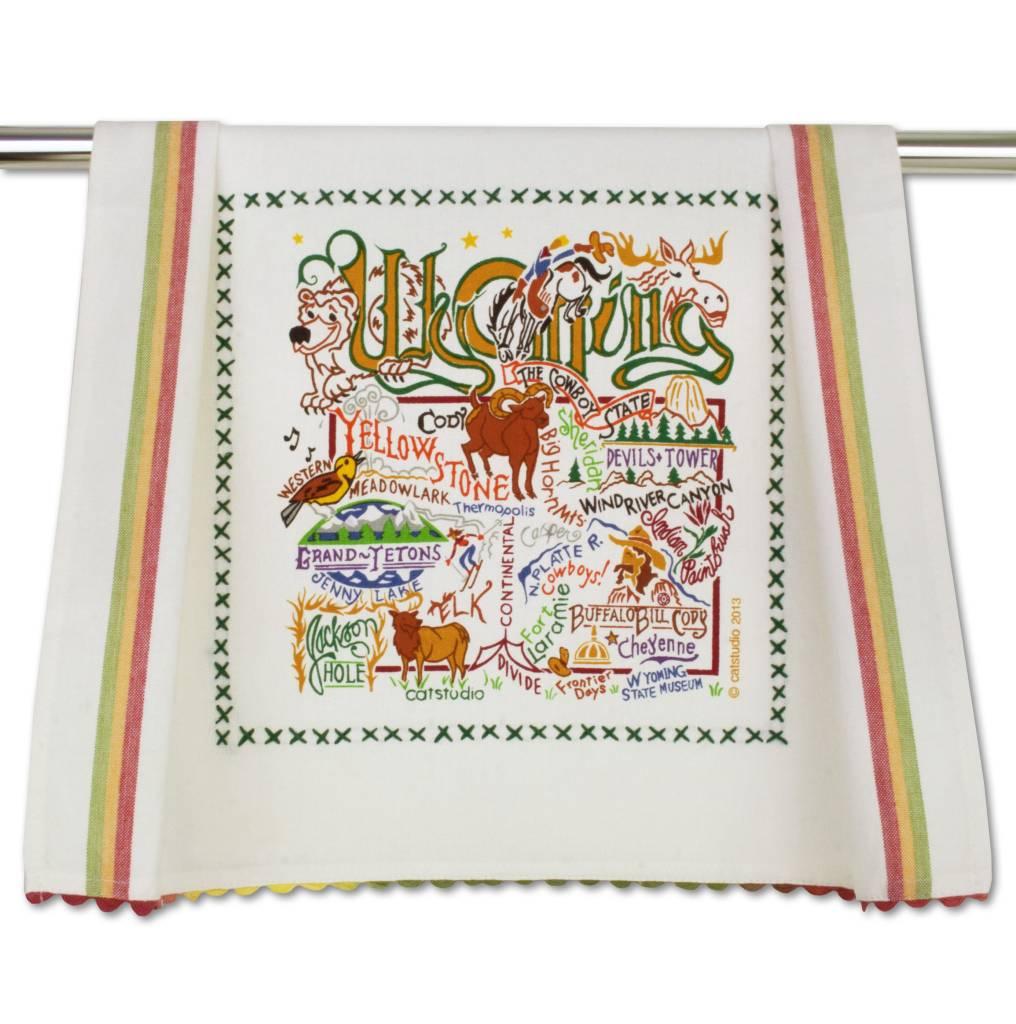 Catstudio Western Region Dish Towels