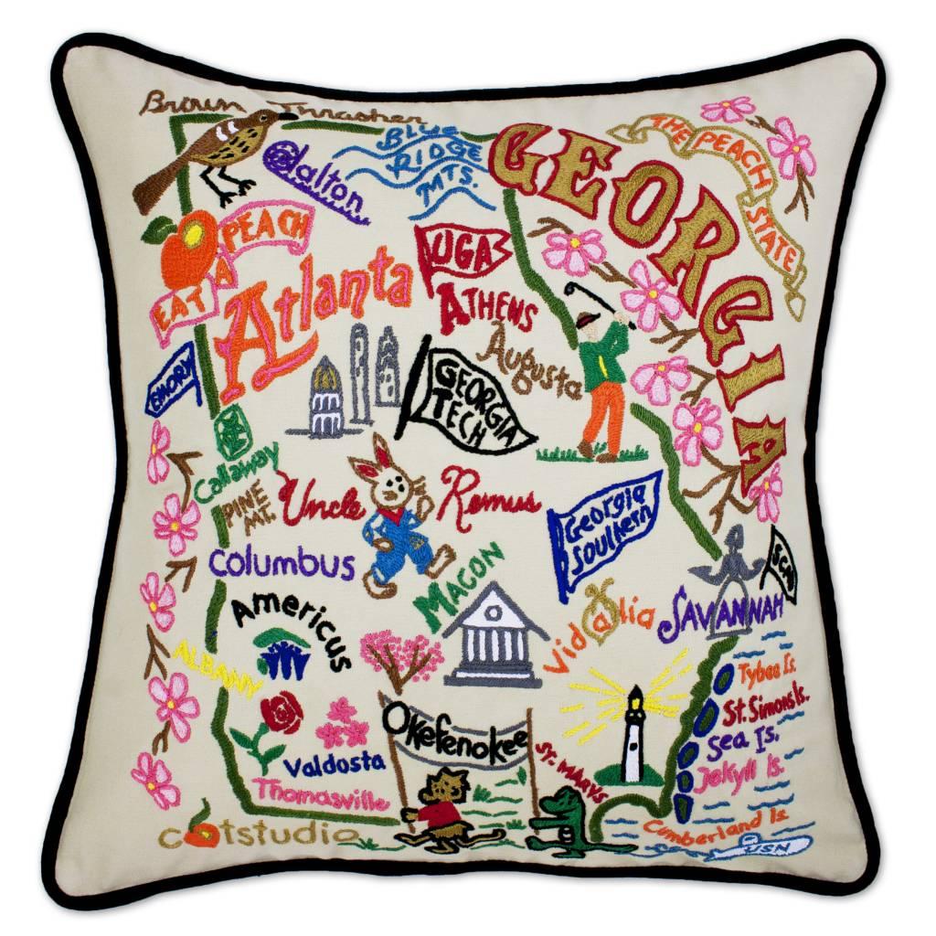 Catstudio State Pillows