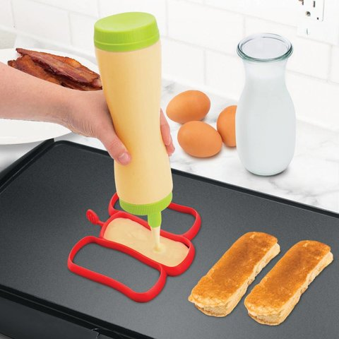 Bacon Stuffed Breakfast Shaper