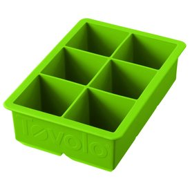 Tovolo King Cube Ice Tray - Spring Green