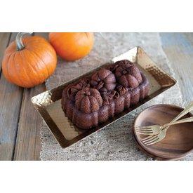 Nordic Ware Botanical Pumpkin Loaf