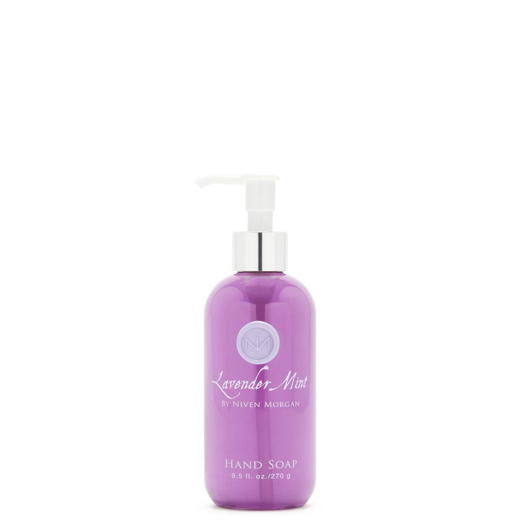 Niven Morgan Lavender Mint Hand Soap