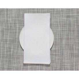 Chilewich Square Linen Napkin in White
