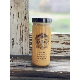 Capital Bee Company Raw Orange Blossom Honey