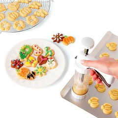 Cookie Cutters, Cookie Stamps & Pancake Molds