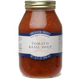 Lowcountry Produce Tomato Basil Soup