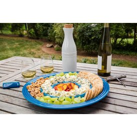 Le Creuset Le Creuset Round Platter with Cutting Board