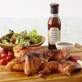 Stonewall Kitchen Bourbon Molasses BBQ Sauce