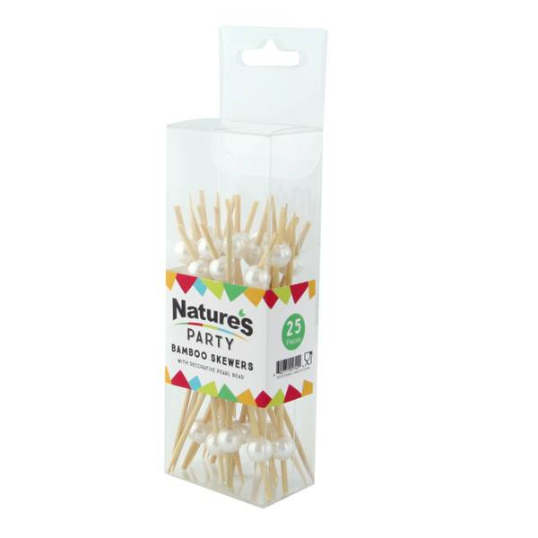 Pearl Bamboo Picks