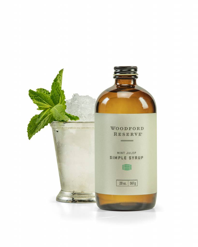 Bourbon Barrel Foods Mint Julep Simple Syrup