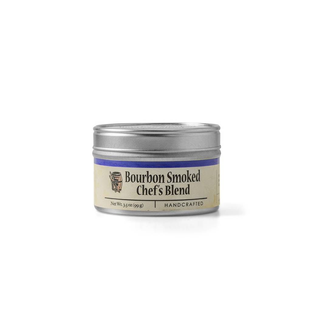 Bourbon Barrel Foods Bourbon Smoked Chef's Blend
