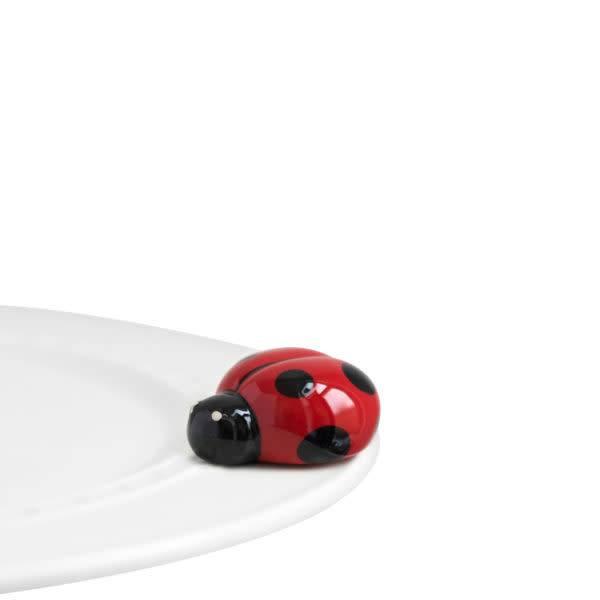 Nora Fleming Mini Lil Ladybug
