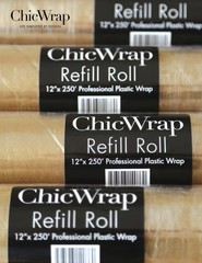 Products tagged with chicwrap