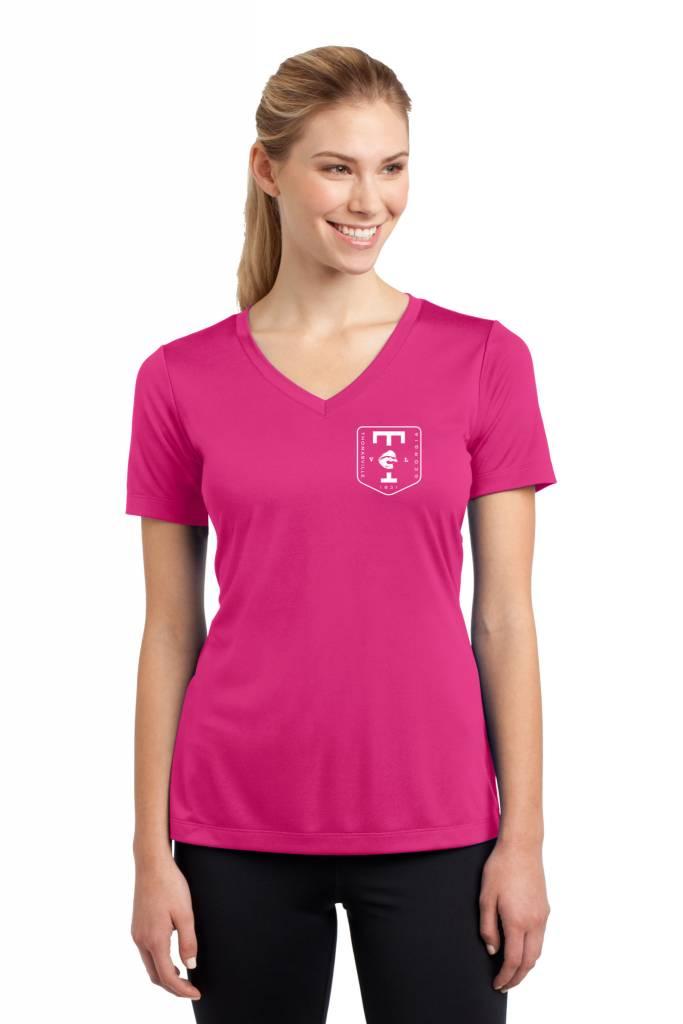 Thomasville Logo Women's Shortsleeve Thomasville Logo T-Shirts