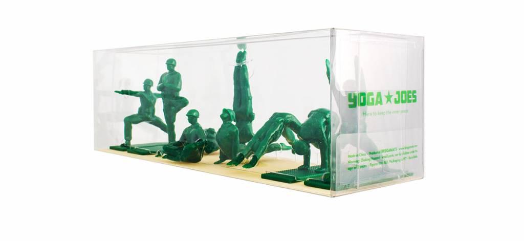 Yoga Joes Series 1
